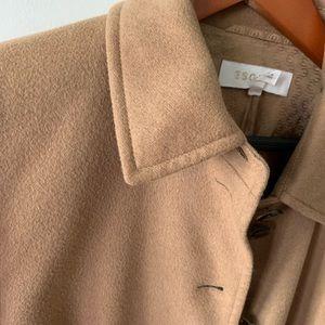 Escada Jackets & Coats - Escada 100% camel blazer jacket